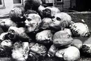 The Corpses of Hitler's Victims Haunt German and Austrian