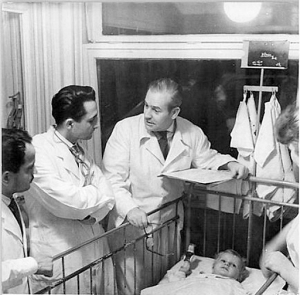 Doctors Selecting chilren for death