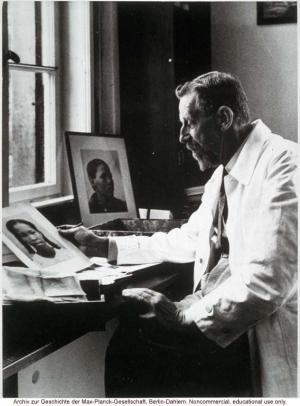 Dr. Eugen Fischer