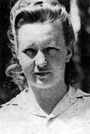 Guard Dorothea Binz