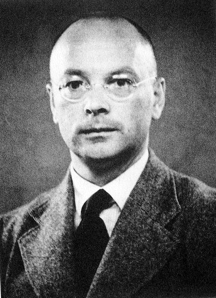 Psychiatrist Hans Heinz