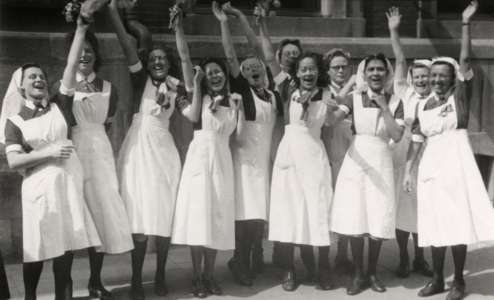 Nazi T4 Euthanasia Nurses