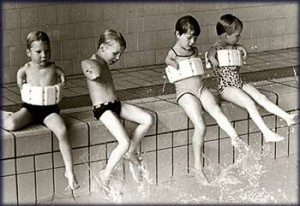 Thalidomide-armless kids - Copy