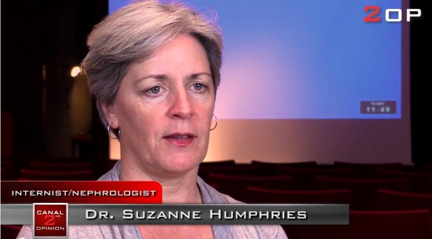 Dr. Susan Humphries