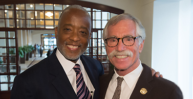 Norman Anderson - Barry Anton Outgoing-Incoming APA CEO