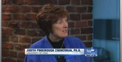 Judith Pinborough-Zimmerman
