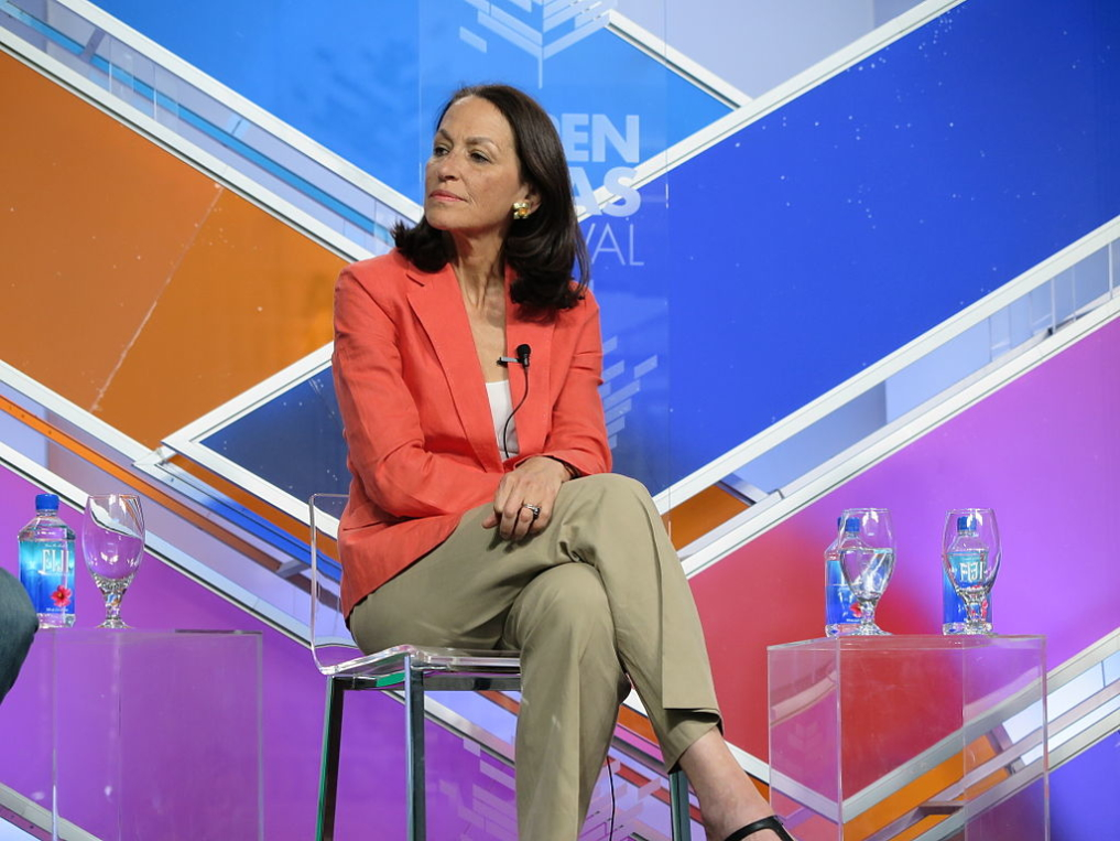 Dr. Margaret Hamburg, 2015