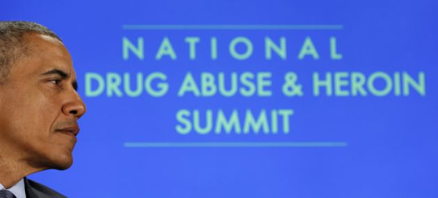 President Obama Heroin Summit
