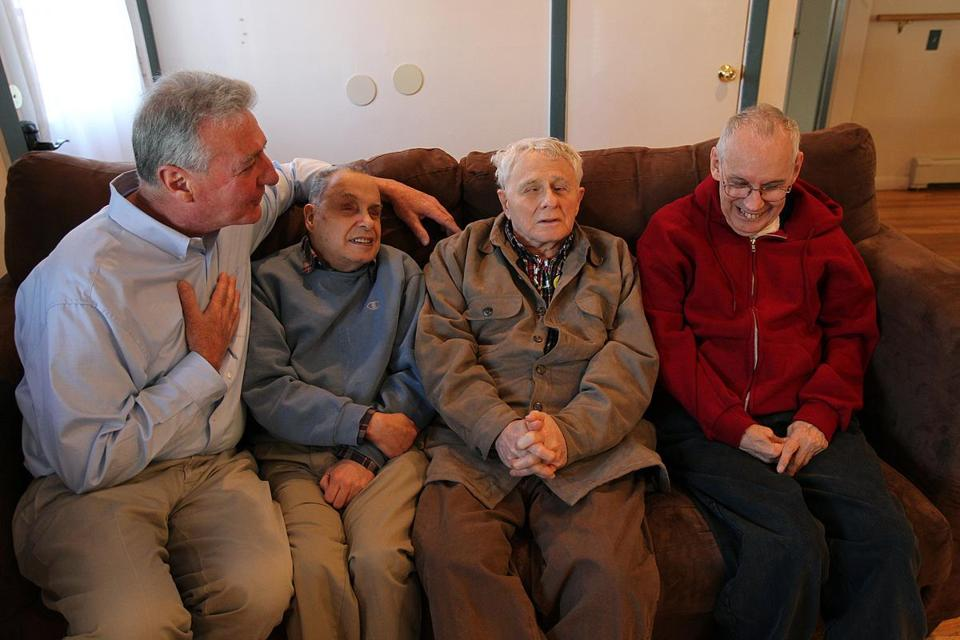 Survivors of Fenald School Radiation Experiments