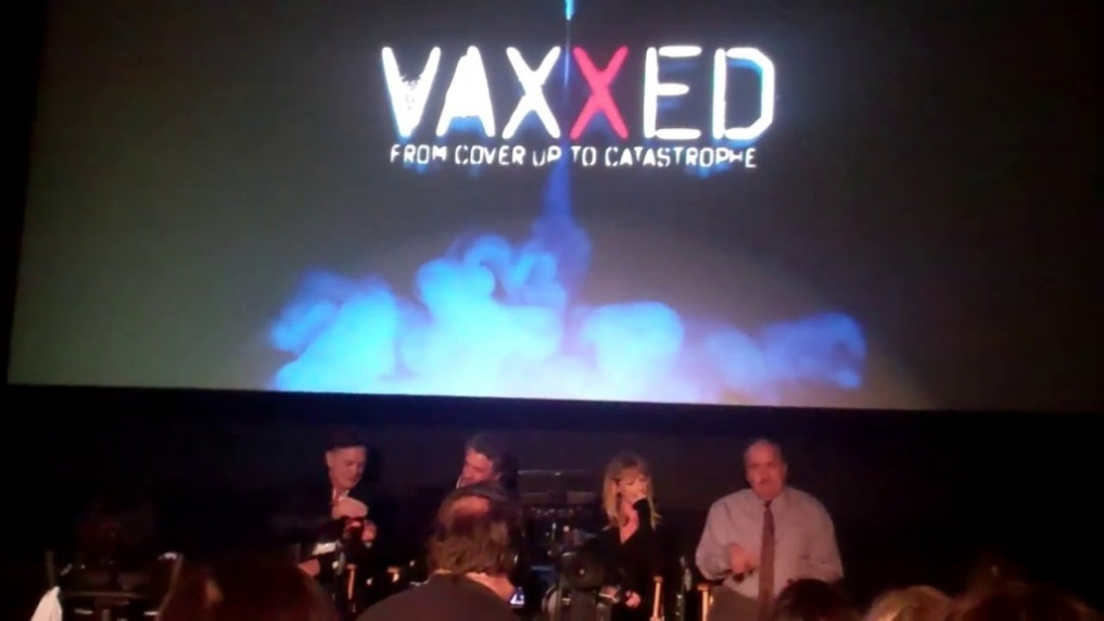 Premiere Vaxxed: From Cover-Up to Catastrophe