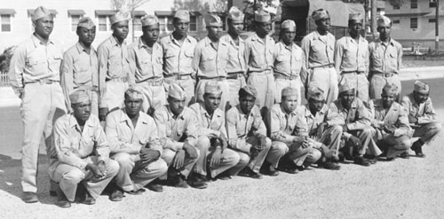 African-American soldiers used as guinea pigs