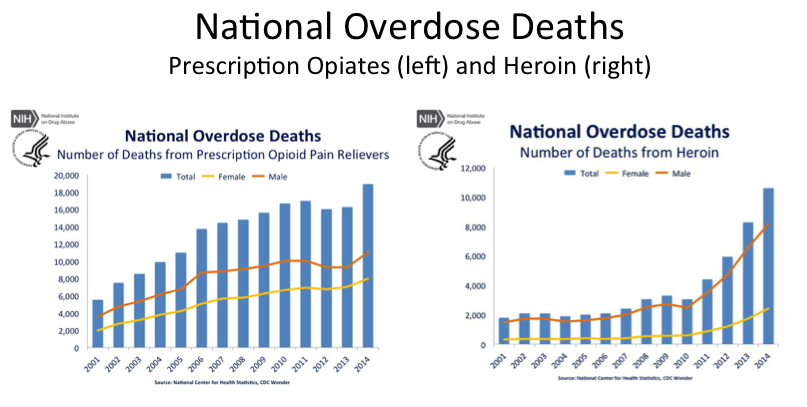 National Pain Killers Overdose