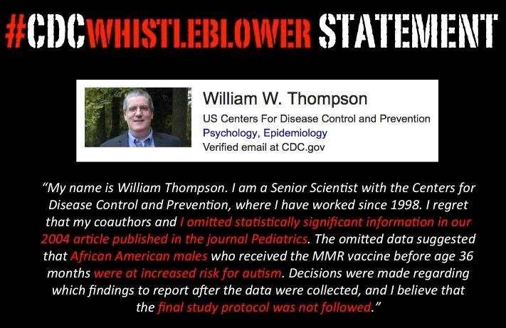 senior cdc scientist blows the whistle on cdc science fraud