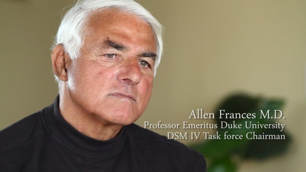Allen Frances 2