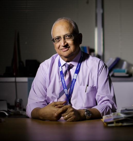 Dr. Raman Sankar