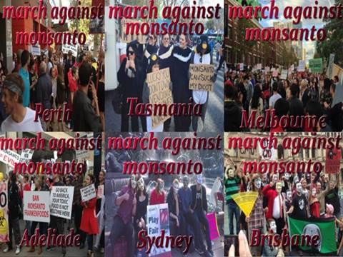 Anti-Monsanto Global Protest