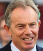 British Prime Minister, Tony Blair
