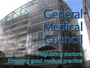 General Medical Council AHRP.org