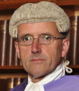 Justice Nigel Davis