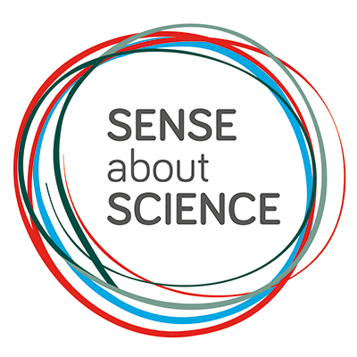 Sense About Science - Logo