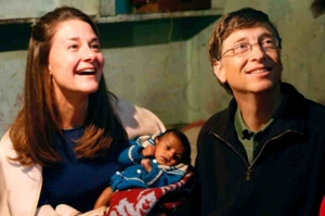 M & B Gates with Child prop
