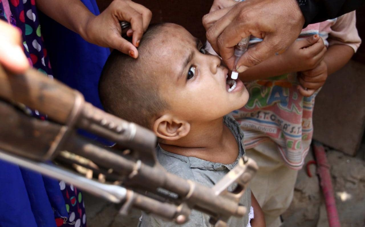 The Global Polio Vaccination Policy Serves as a Cautionary Tale - AHRP